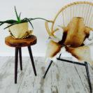 Rotan-stoel-springbok-vacht