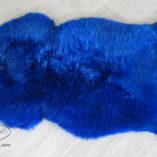 schapenvachten blauw