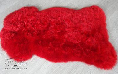 Rood schapenvel
