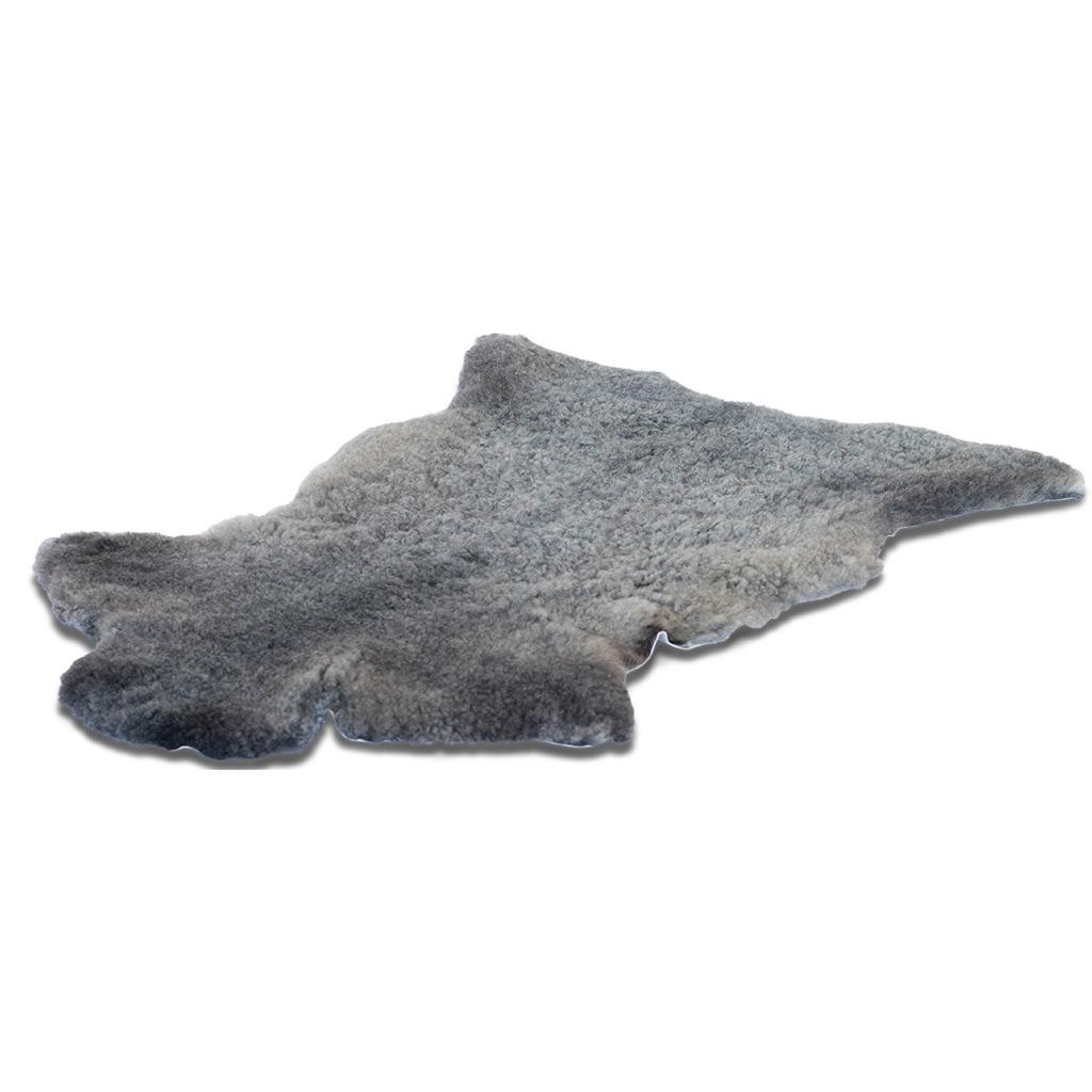 Gotland Pelsau grijze schapenvacht