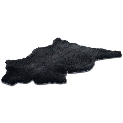Gotland Schapenvacht donker grijs