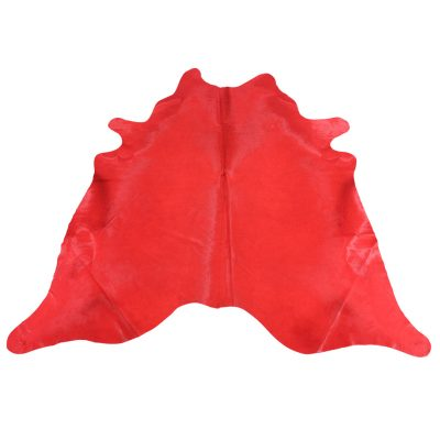 Koeienhuid rood