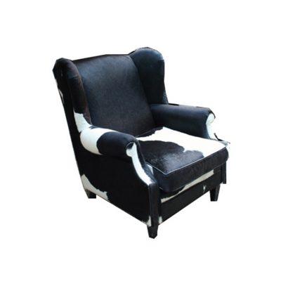 Luxe Koeienhuid stoel