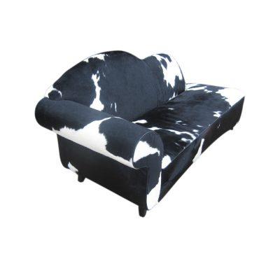 Koeienvel sofa