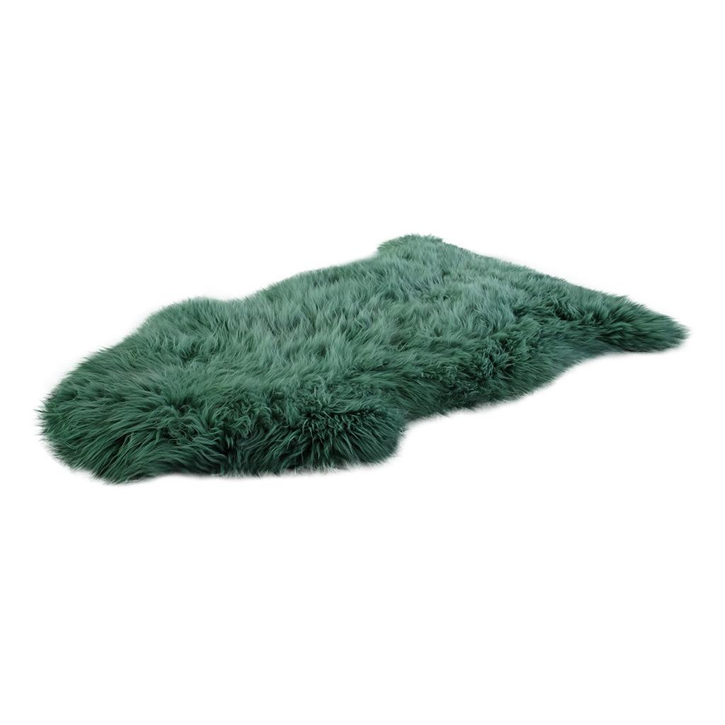 Schapenvel mos groen