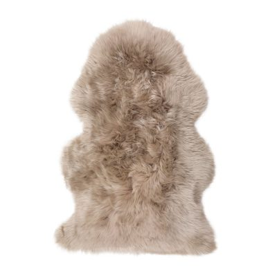 schapenvel beige