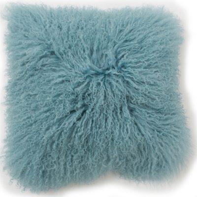 Kussenhoes turquoise