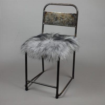 stoelkussen stoelpad IJslandse schapenvachten