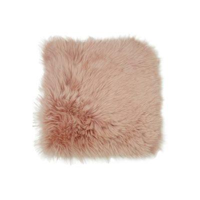 stoelpad roze vierkant