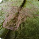 Koeienvel-groen2-gelaserde-stierenkop