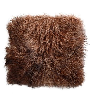 cushion sheepskin tibetan sheep camell