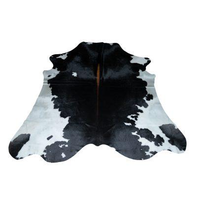 XXL koeienvel zwart wit