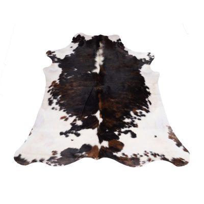 Dutchskins cowhide white, brown black
