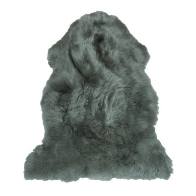 Sheepskin stone gray