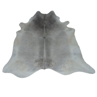 Cowhide gray with branding