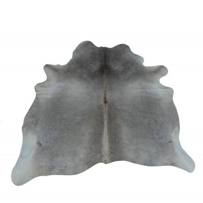 Gray beige cowhide