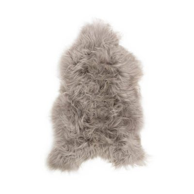 IJslandse schapenvacht linnen creme