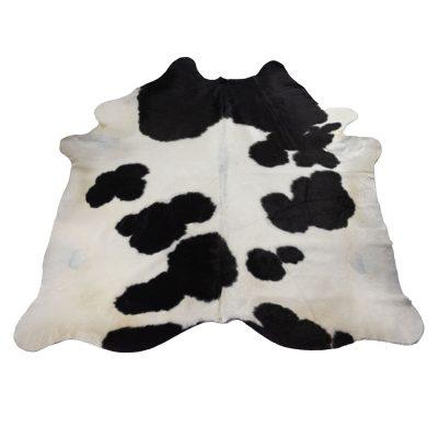 grote zwart witte koeienhuid