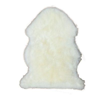 Sheepskin natural white Australian